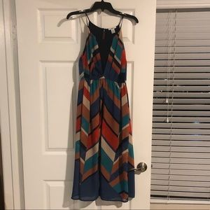 Midi Bar III dress